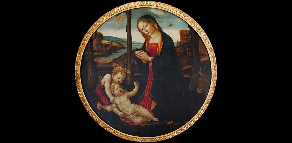The Mystery of the Madonna and the UFO