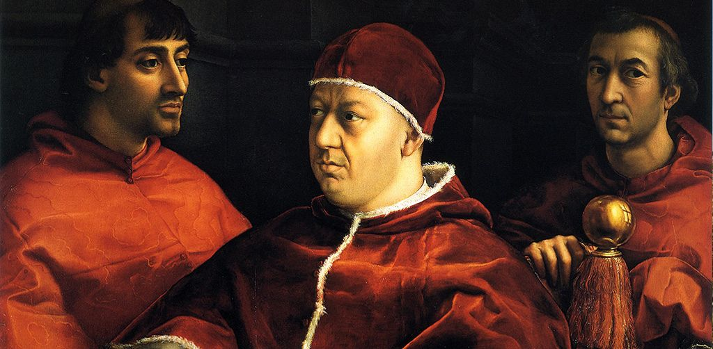 Medici Chapels: A New Exhibition - Pope Leo X and Florence