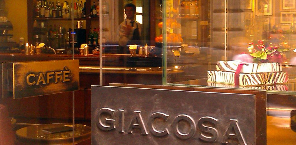 Giacosa Cafe: The Birthplace of the Negroni