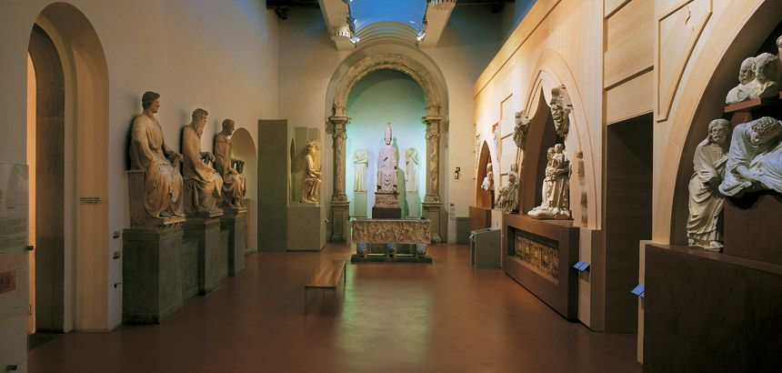The New Opera del Duomo Museum in Florence