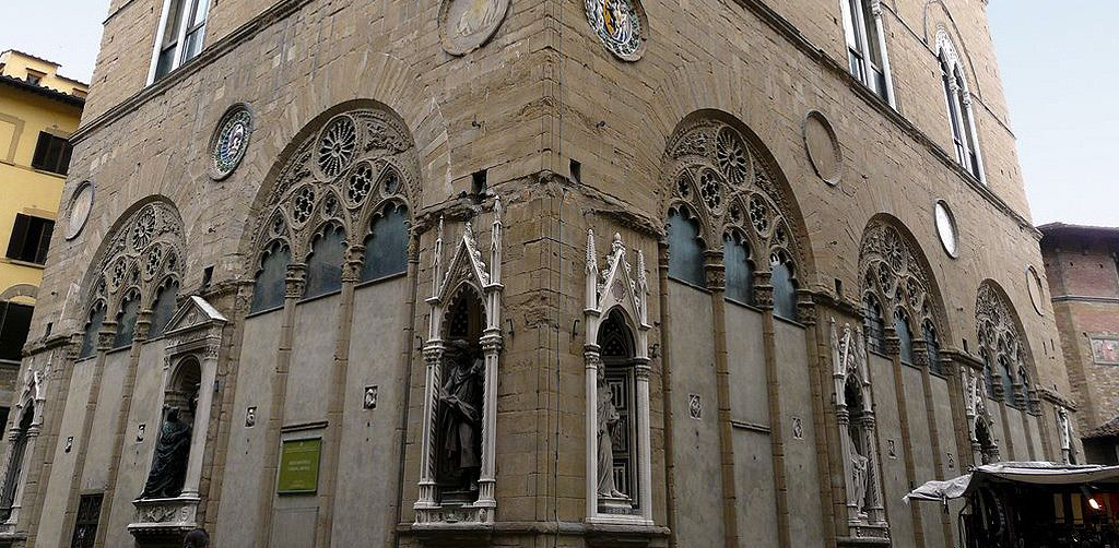Medieval Florence and its Basilicas