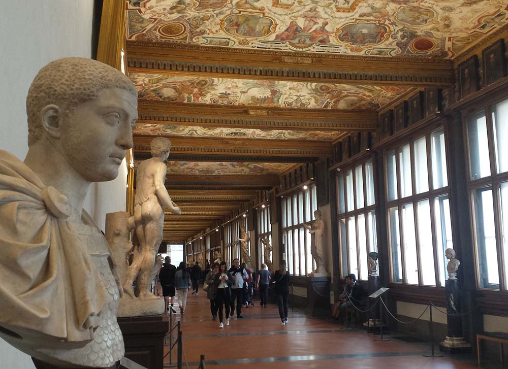 The Uffizi Tour - Art & History Tours