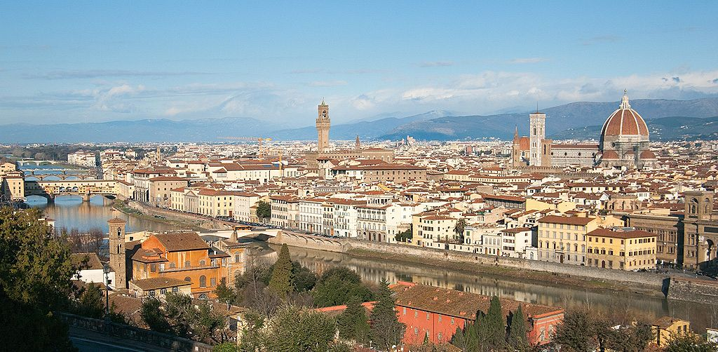 Florence for cruisers: a shore excursion from Livorno