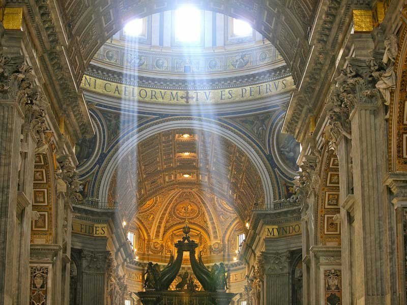 Small Group Early Morning Vatican Tour - 2.5 hrs