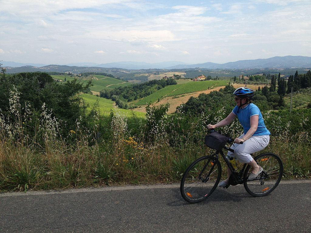 Florence & Tuscany Bike Tour - Half Day - Excursions from Florence