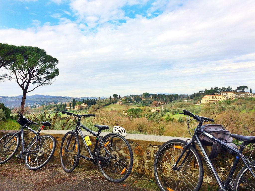 Florence & Tuscany Bike Tour - Half Day