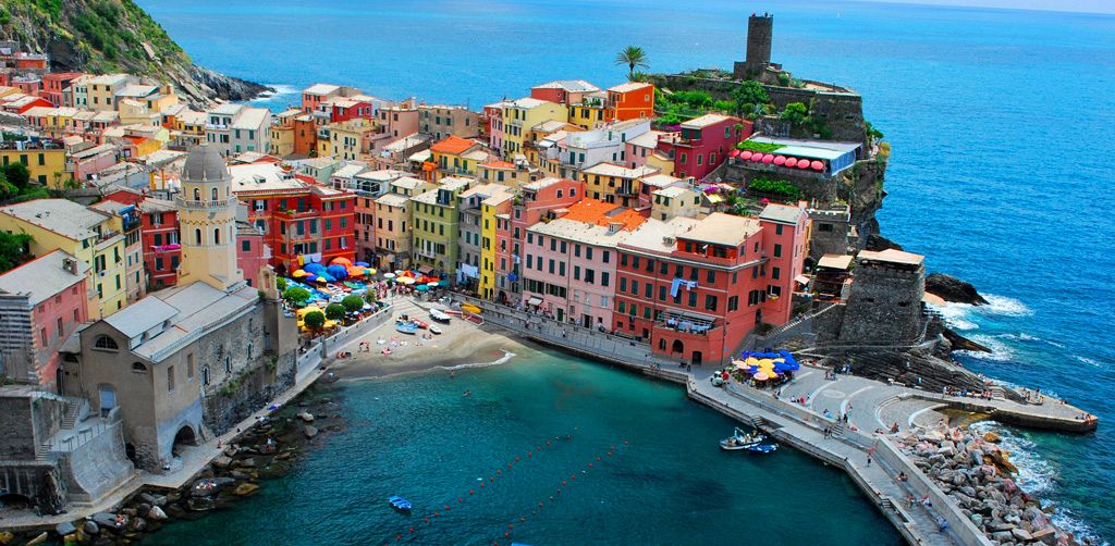 Cinque Terre - Excursions from Florence