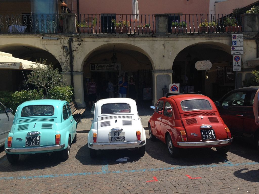 Fiat 500 Driving Tour - Half Day