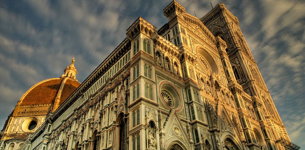 Your first walk in Florence